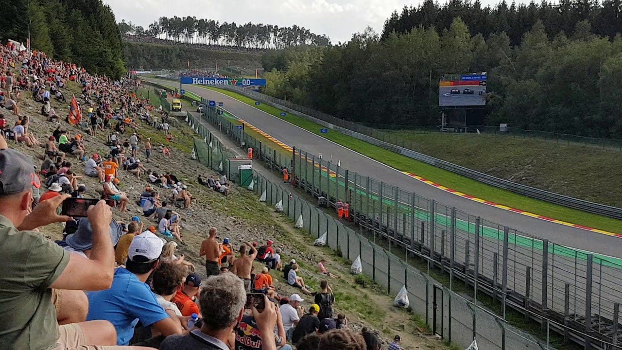 F2 spa 2019 before tragedy
