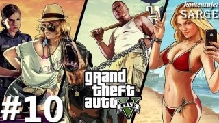 Zagrajmy w GTA 5 (Grand Theft Auto V) odc. 10 - Napad na sklep jubilerski i Trevor