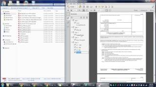 Creating Bookmarks in PDF