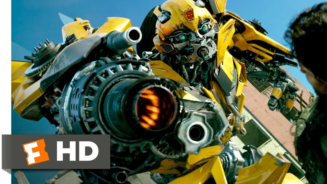 Transformers The Last Knight 2017 A One Robot Army