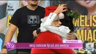 Teo Show (20.12) - Mos Craciun si-a ales Craciunita! Cine este ea? Mos Craciun isi da jos masca!
