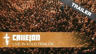 CALLEJON Live in Köln TRAILER