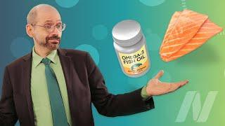 Proč mají vegetariáni vyšší riziko mrtvice – je to omega-3?
