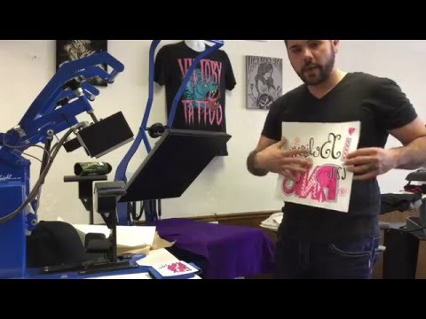 How To Start a T Shirt Business