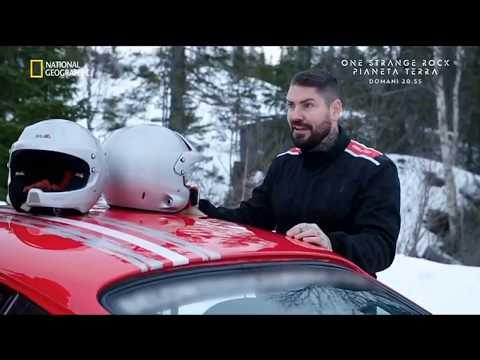 Supercar macchine da sogno - Una Porsche sotto zero