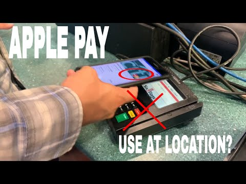 ✅  How To Pay With Apple Pay At A Store Location 🔴
