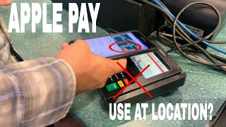 Gambar cover ✅  How To Pay With Apple Pay At A Store Location 🔴