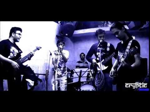 Somajtontro Teaser video by Cryptic Bengali Rock Band at Bangalore