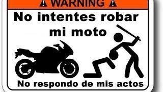 8 consejos para evitar el robo de tu moto