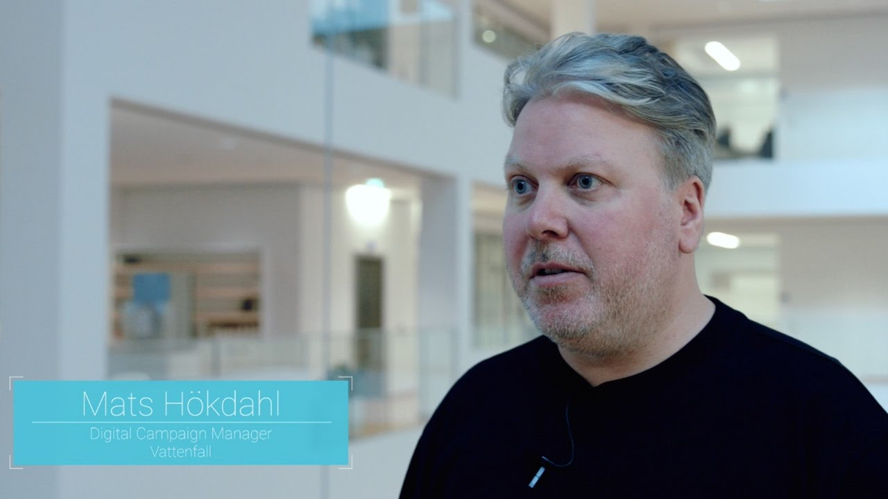 Think with Google: Powered by DoubleClick, Vattenfall gains deeper ...