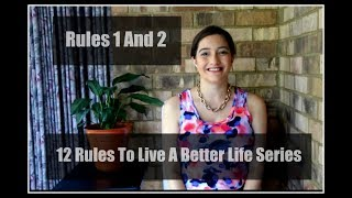 Rules 1 and 2