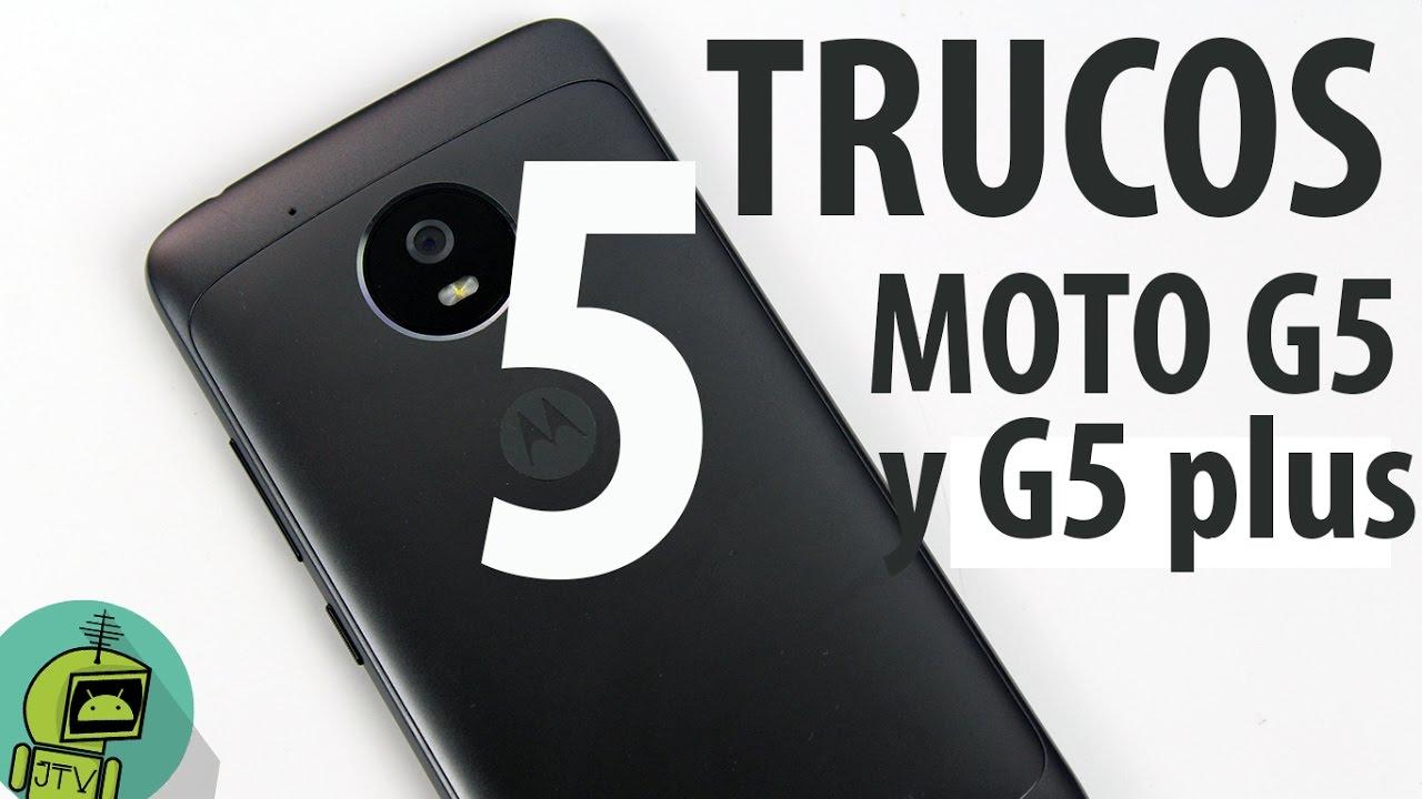 22d0216a 5 TRUCOS Y TIPS PARA EL MOTO G5 Y G5 PLUS - YouTube