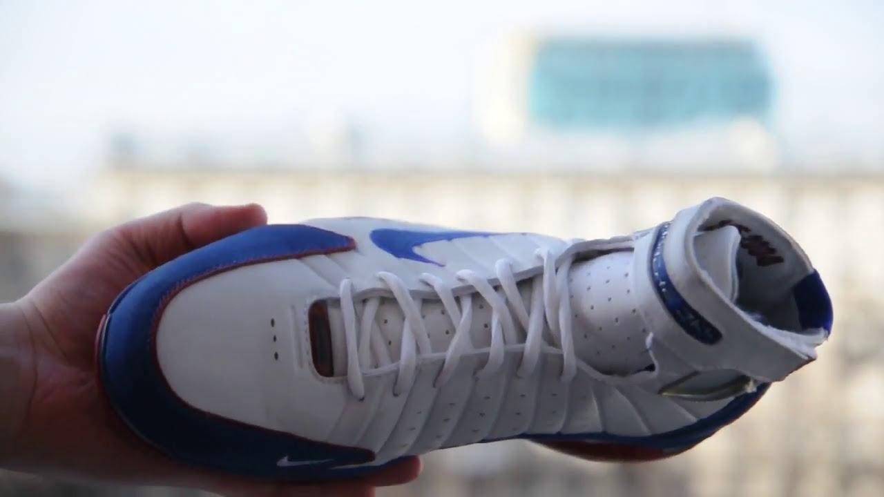 52462df6d5ca 2004 Nike Air Zoom Huarache 2K4   All-Star Kobe   - YouTube