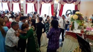 Современная свадьба в зале Сафина Зуримахи
