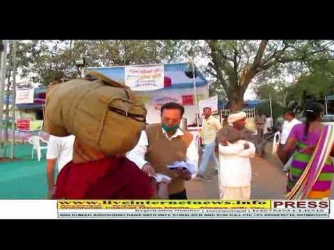 Madhuram Charitable Trust (Shri Harin Pathak) Dakor Padyatra 2015.3c