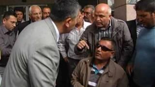 Haber Merkezi - Gazi Mete Kurt Valilikten İçeri Alınmadı!