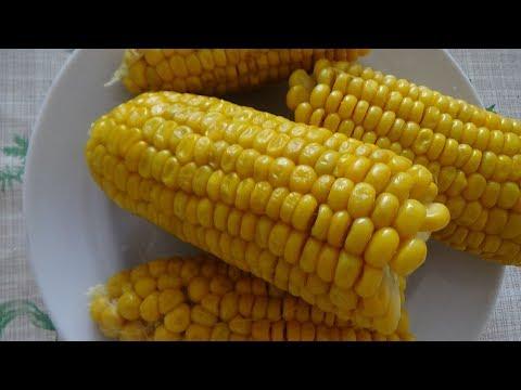 Вопрос: Как заморозить кукурузу?