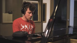 "Recording Piano for ""Phosphorus"""