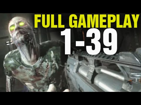 Infection First Room Round 39 WR Full Gameplay (Exo Zombies Advanced Warfare) Challenge