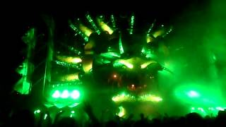 Q-Dance Mysteryland Chile Dj B-Front - Hectic