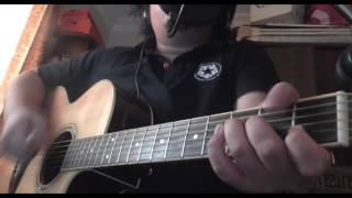 Forever be with You   YFC Liveloud Cover Guitar Tutorial