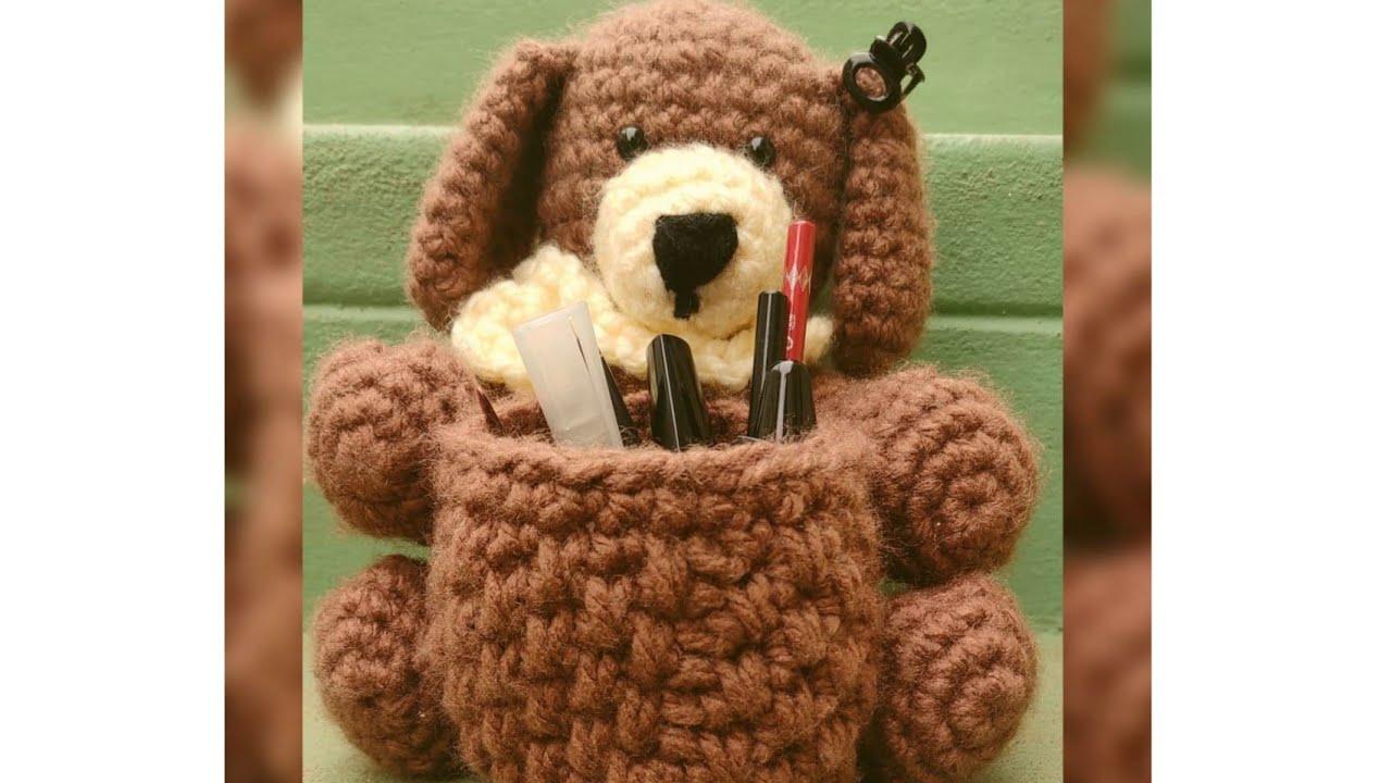 CROCHET PATTERN WILLY the Dog Amigurumi doll / Stuffed Doll | Etsy | 720x1280