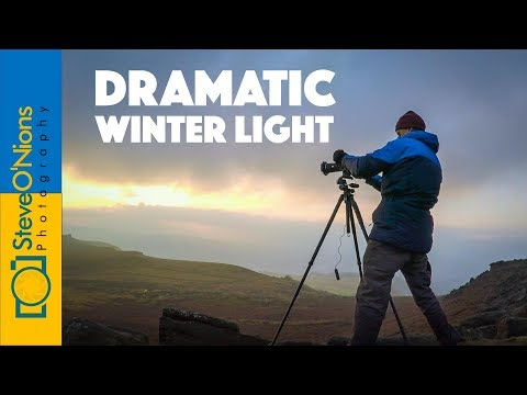 Landscape Photography - The Peak District In Midwinter