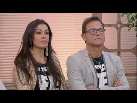 Sylvinho E Ana Paula São Eliminados Do Power Couple Após Votação Unânime