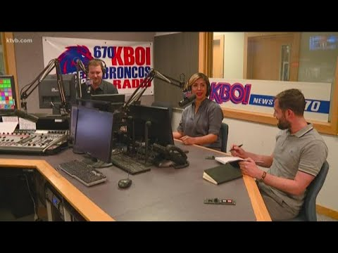 Paulette Jordan answers questions on radio talk show amid Idaho gubernatorial campaign drama