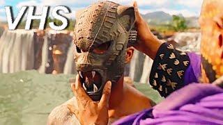 Черная пантера (2018) - русский трейлер 3 - VHSник