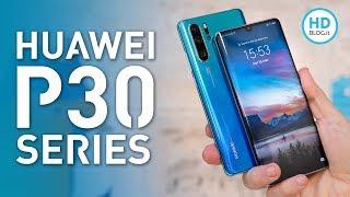 HUAWEI P30 E P30 PRO: SuperSensitive da 40MP e TELE 5X