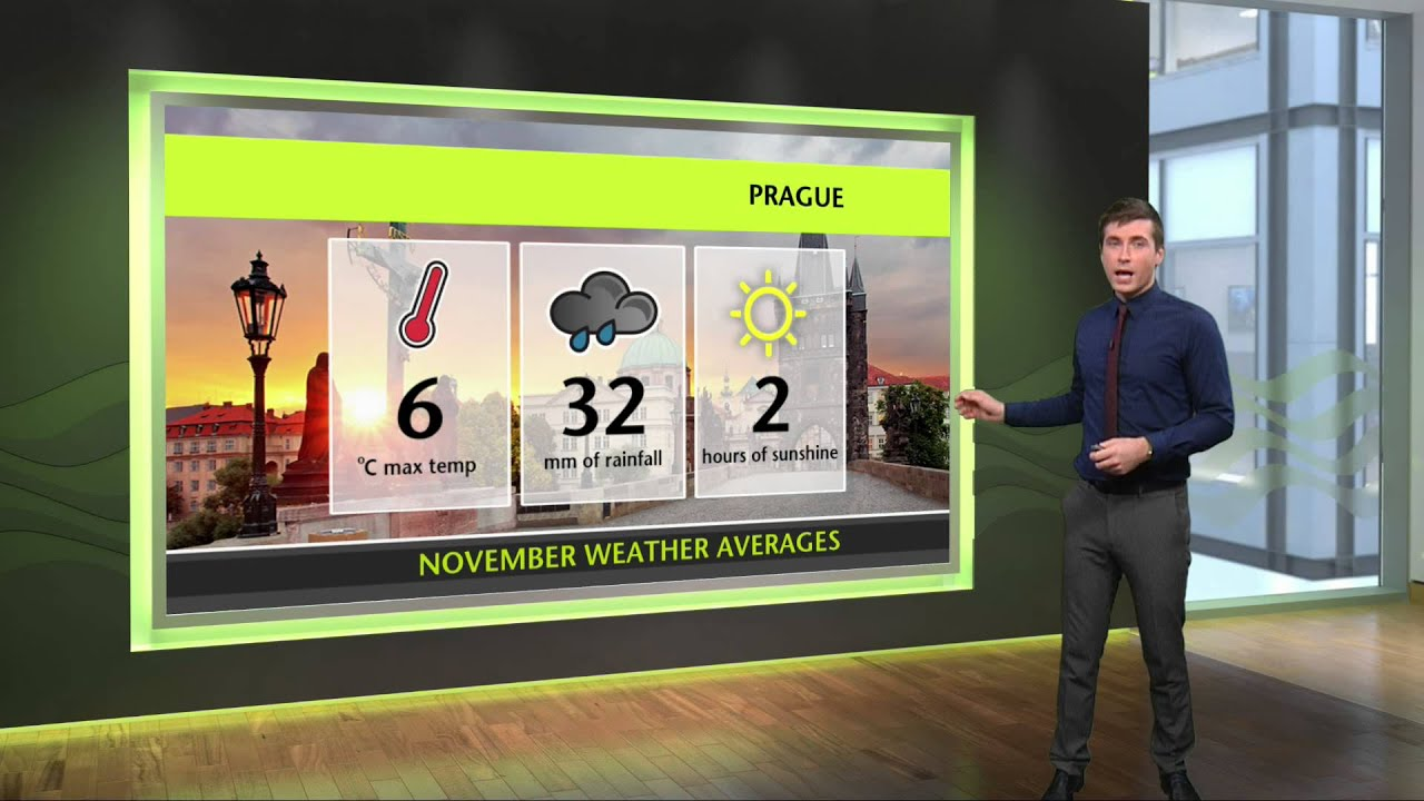 November holiday weather prague paris amsterdam youtube - Paris weather 10 day forecast met office ...
