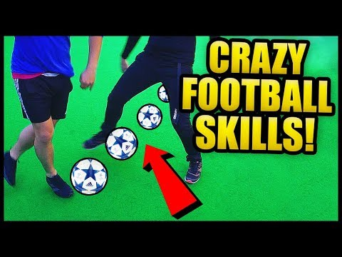 INSANE 2VS2 FOOTBALL/SOCCER SKILLS! (Panna/Street Football/Freestyle Tricks)