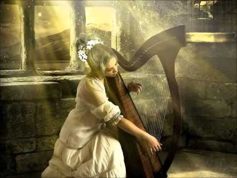 Relaxing Celtic Music Harp & Flute Meditation, Relaxation & Study Music