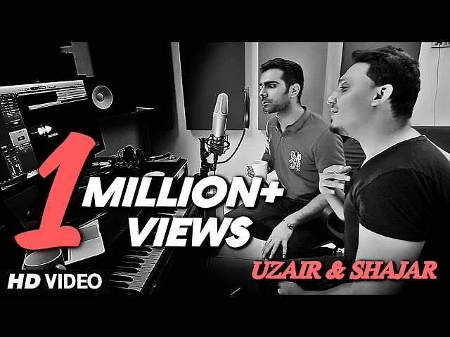 Khiza Ke Phool Pe, Zindagi Ke Safar | UZAIR & Shajar | Sad Hindi Song | Heart Touching Songs 2017