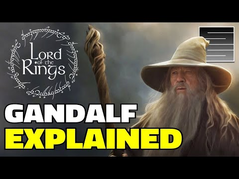Download The Lord Of The Rings Amazon History And Lore - Gandalf Explained!