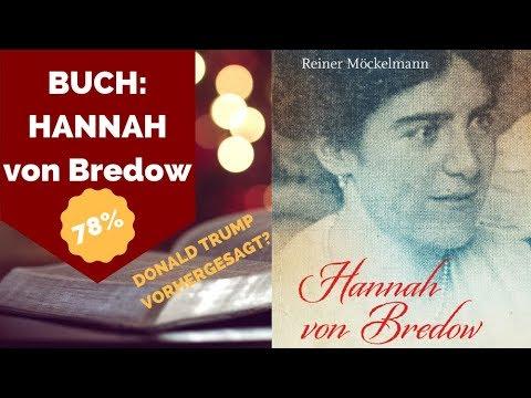 Buch: 78%. Hannah von Bredow Buch – TRUMP vorausgesagt?? Buchrezension / Empfehlung