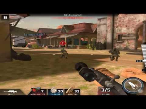 Kill Shot Bravo Region 20 Primary Mission 11 - Kill 4 Enemies