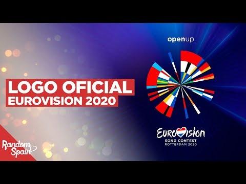 El Logo De Eurovision 2020 Rotterdam