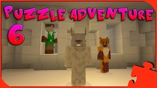 Minecraft Xbox - Puzzle Adventure - Triplicity The Overgrown Facility [6]