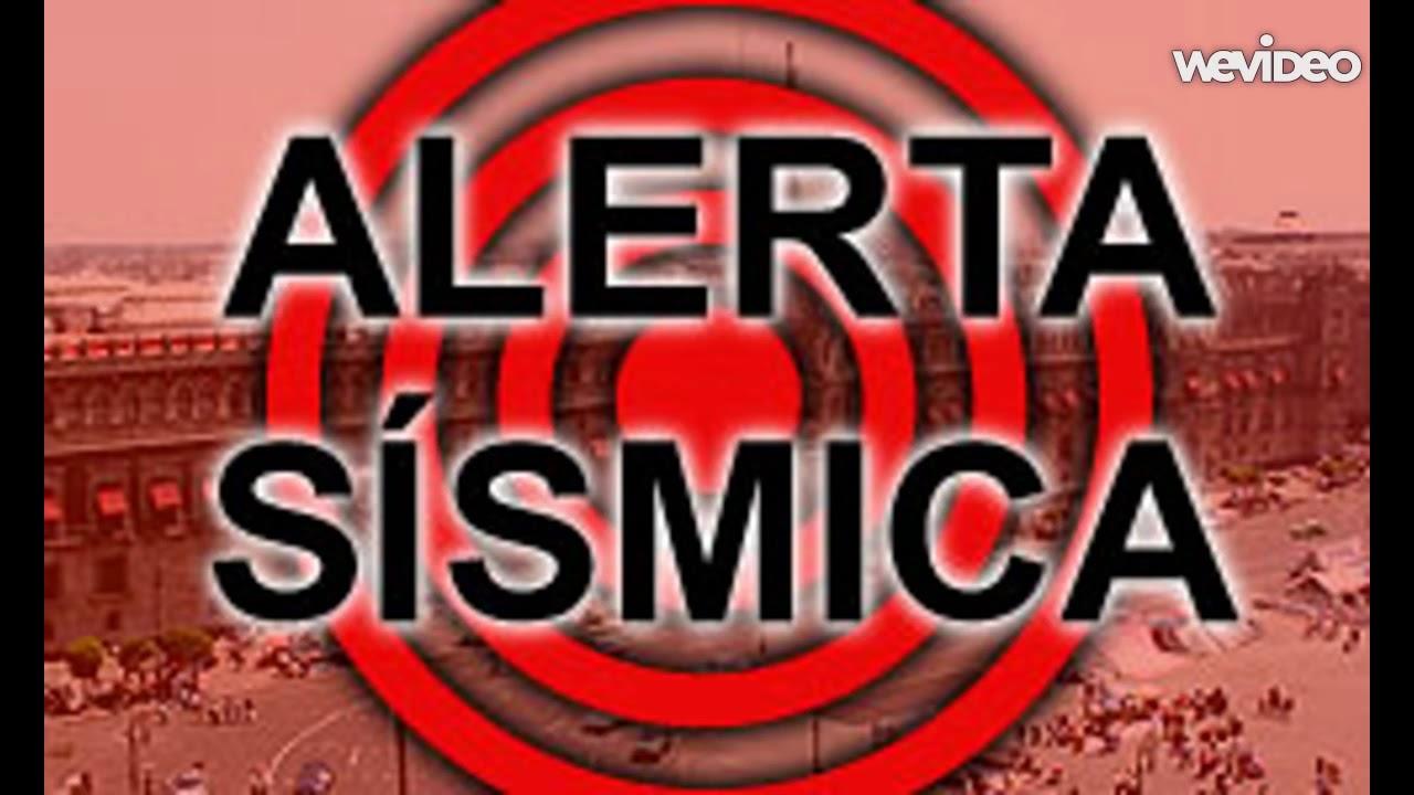 Sonido de alerta s smica youtube for Sonido de alarma