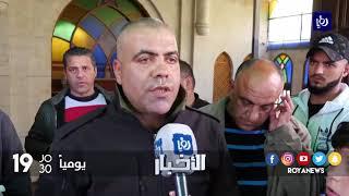 آلاف الفلسطينيين يشيعون جثمان الشهيد أبو عبيد في جنين - (4-2-2018)