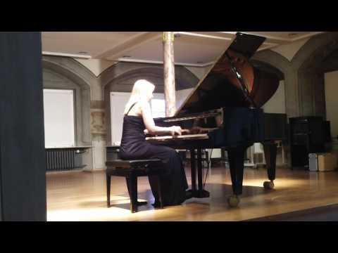 Edvard Grieg: Sonata op. 7 - 1. Allegro moderato
