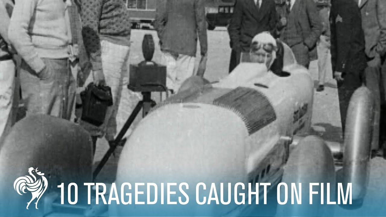 10 Tragedies Caught on Film   British Pathé
