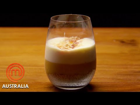 Five Best Dessert Mystery Box Dishes | MasterChef Australia | MasterChef World