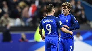 France 4-1 Bulgaria (WC Qualifiers) - All Goals & Highlights [HD] 07/09/2016