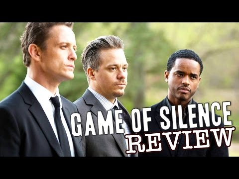 David Lyons, Michael RaymondJames, & Larenz Tate  'Game of Silence'  TV
