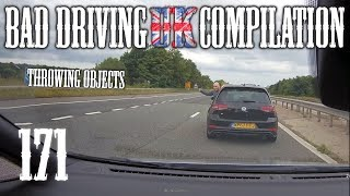 Bad Driving UK Compilation 171