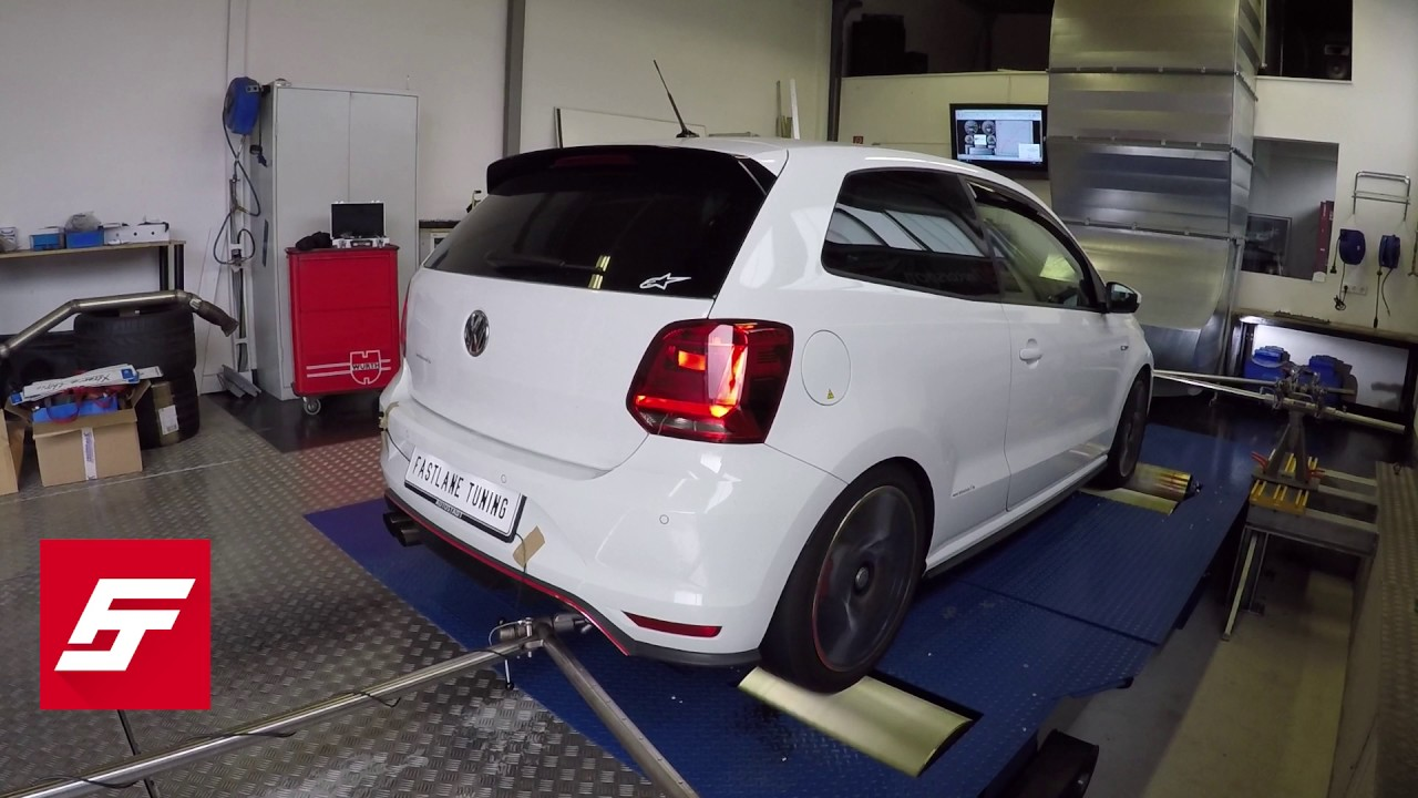 vw polo gti 267 ps fastlane tuning youtube. Black Bedroom Furniture Sets. Home Design Ideas