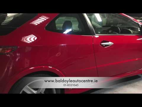 Honda Civic | Crash Repairs Dublin |Car Body & Paint Repair Services